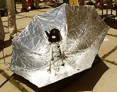 Dapur Solar Payung